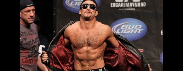 14 questions with Phil Baroni By Eric Hobaugh When I think about Phil Baroni, several images come to mind. The walk in. The shades. The physique. Thefuck you attitude. Exciting...